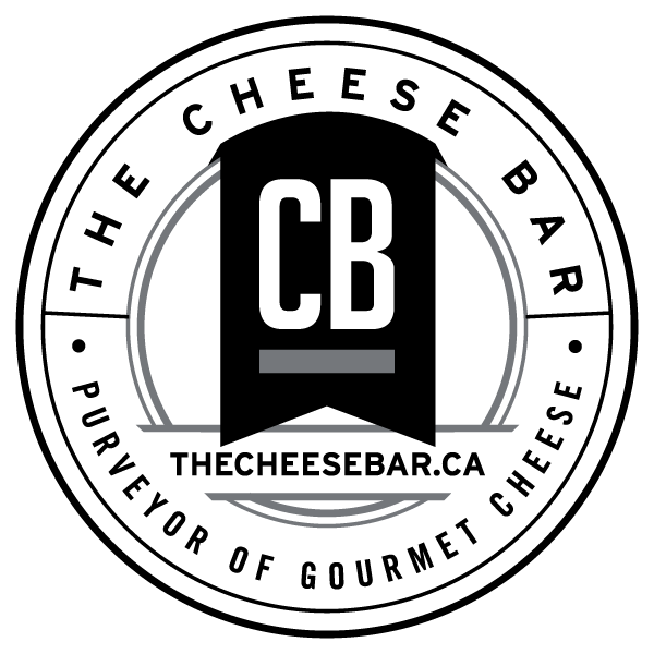 The Cheese Bar Circle Logo
