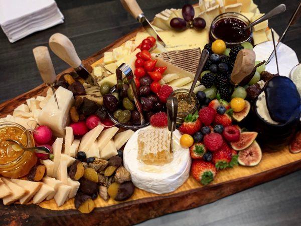 Artisanal Cheese Platters