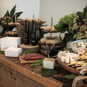 Pop Up Artisanal Cheese Bar