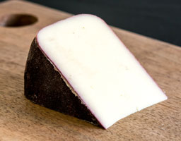 wine soaked cheese great for creating your own cheeseboard
