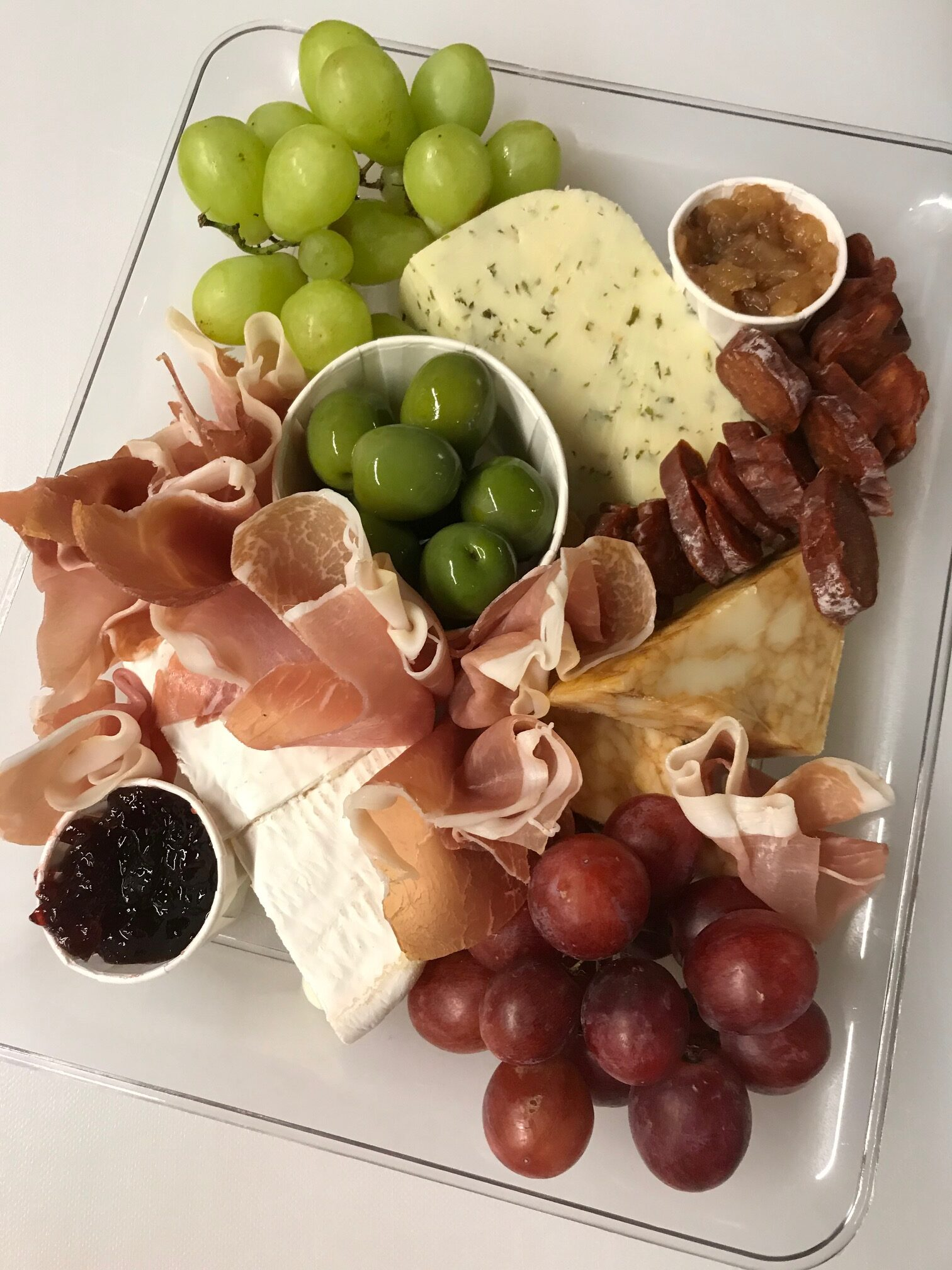 Small Charcuterie Cheese Platter For 2 4 Local Pick Up Only The Cheese Bar