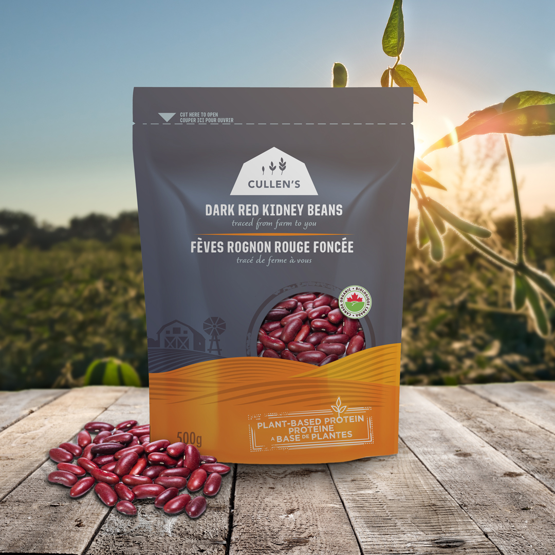 Cullen S Dark Red Kidney Beans Certified Organic The Cheese Bar